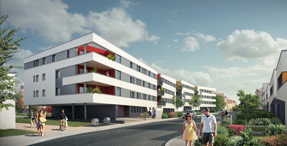 ICF : 94 logements à Montigny-les-Metz