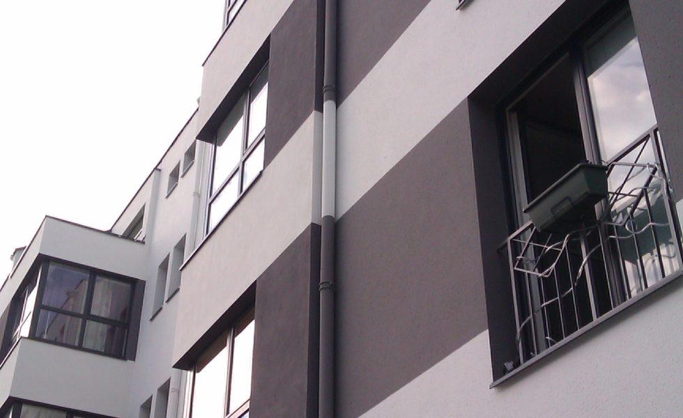 Rehabilitation thermique de 55 logements