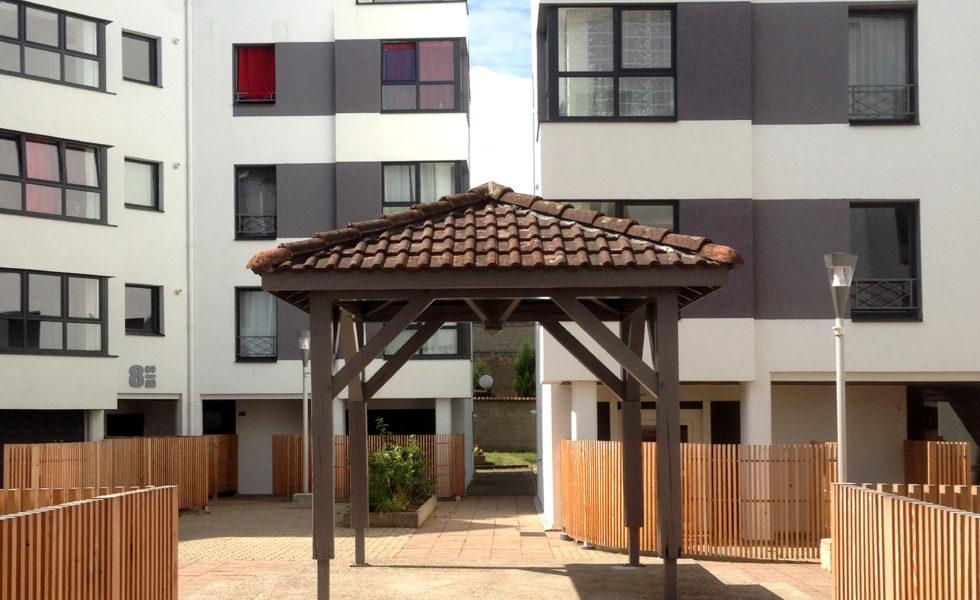Réhabilitation de 55 logements