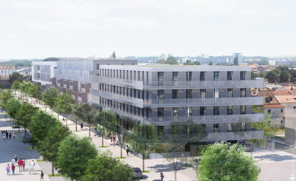 Bureaux des Voies Navigables de France